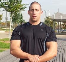 רועי סלמן מאמן כושר בכיר ומומחה לתזונת ספורט
